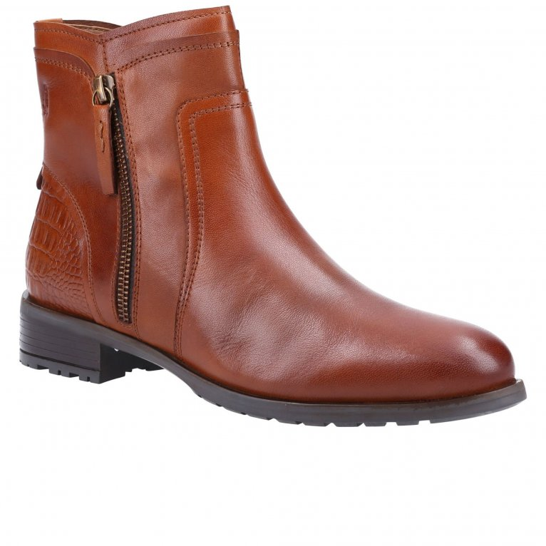 Hush Puppies Scarlett Womens Ankle Boots