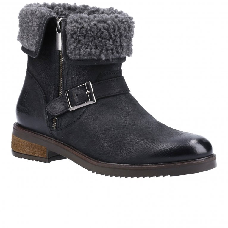 Hush Puppies Tyler Womens Ankle Boots