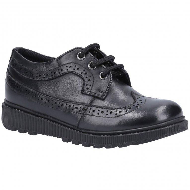 Hush Puppies Felicity Jr Girls School Shoes