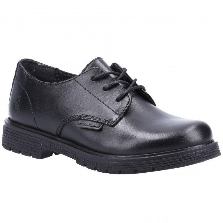 Hush Puppies Remi Jr Boys School Shoes