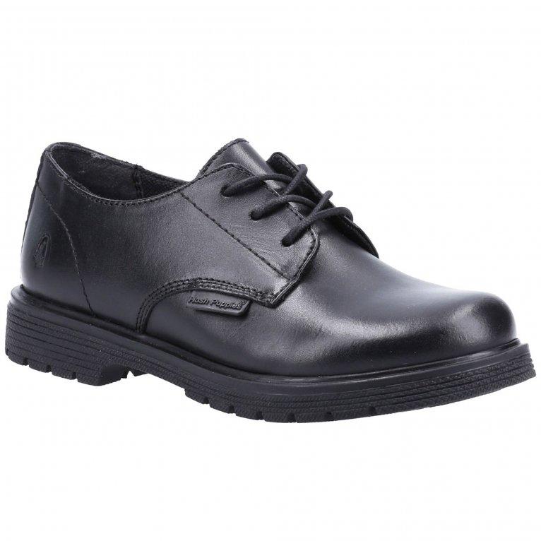 Hush Puppies Remi Sr Boys School Shoes
