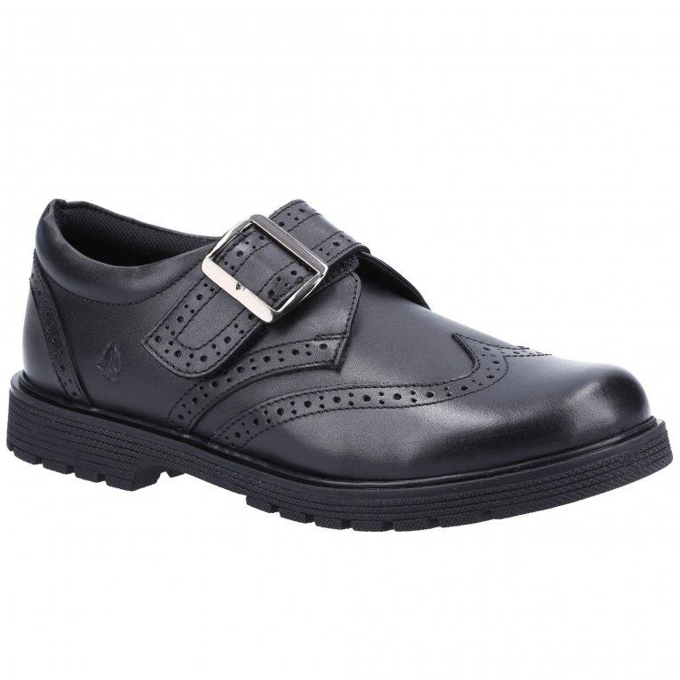 Hush Puppies Rhiannon Sr Girls School Shoes