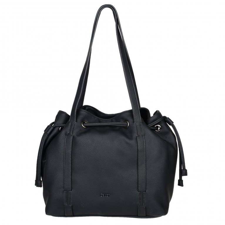 Gabor Malu Drawstring Womens Shoulder Bag