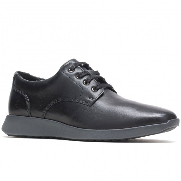 Hush Puppies Modern Work Mens Wide Fit Trainers