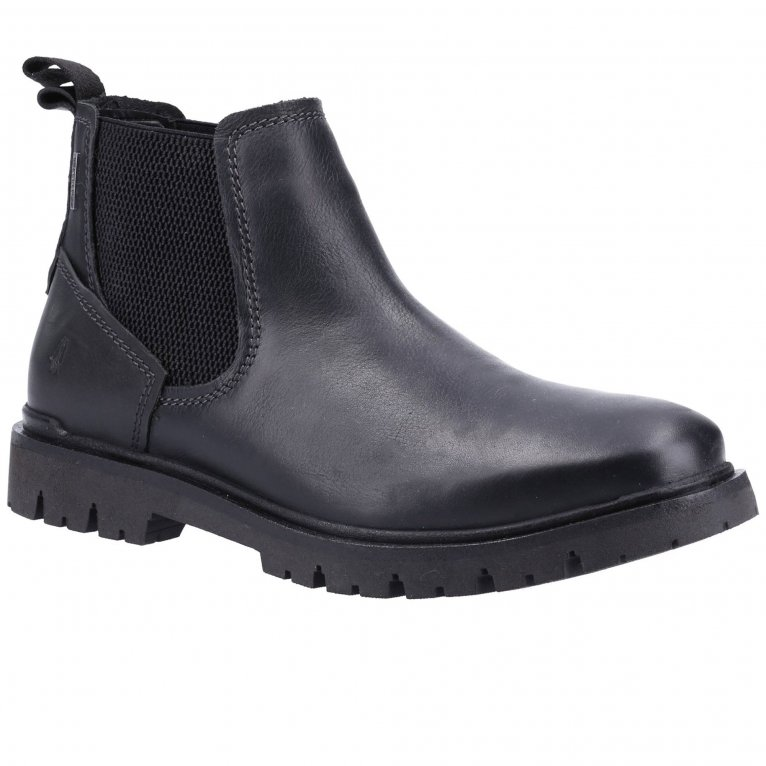 Hush Puppies Paxton Mens Chelsea Boots