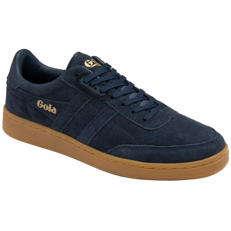 Gola Contact Suede Mens Trainers