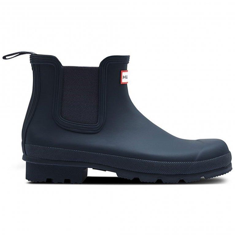 Hunter Original Chelsea Mens Short Wellington Boots