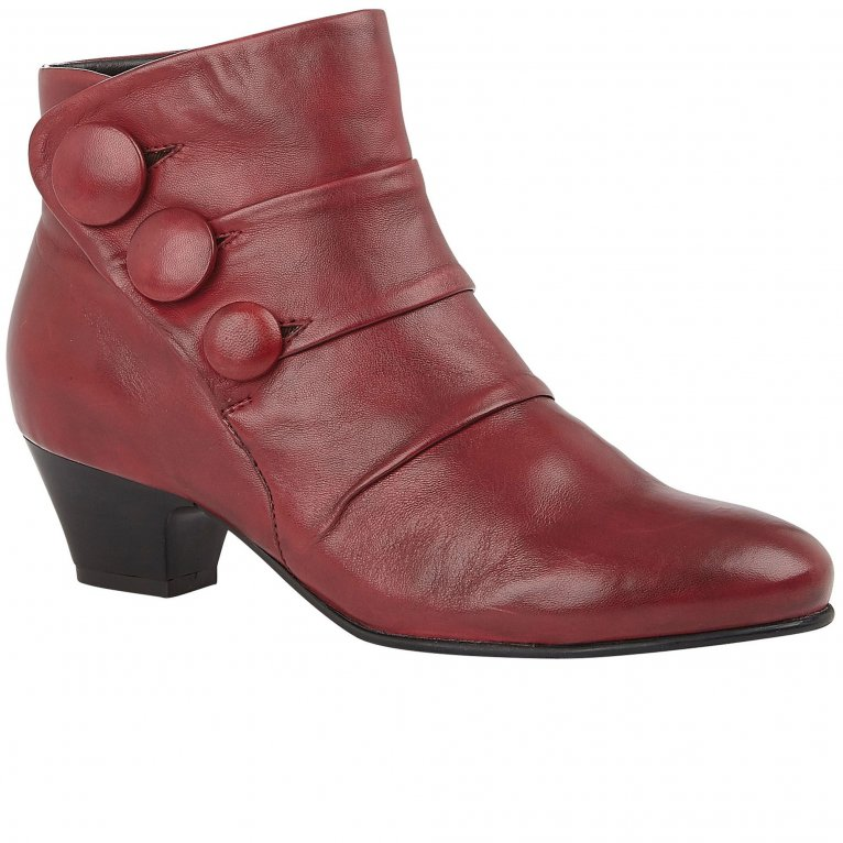 Lotus Prancer Womens Ankle Boots
