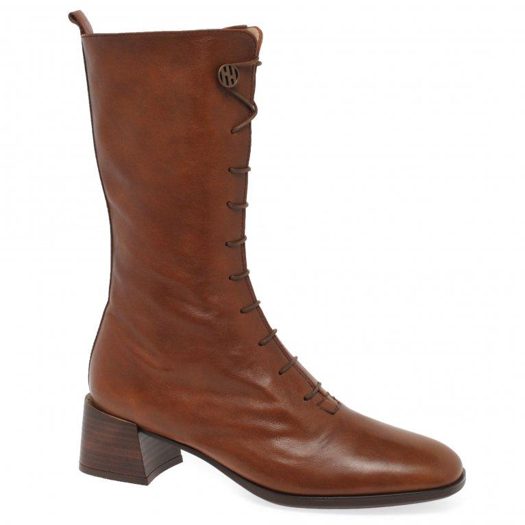 Hispanitas Alexa Womens Calf Length Boots
