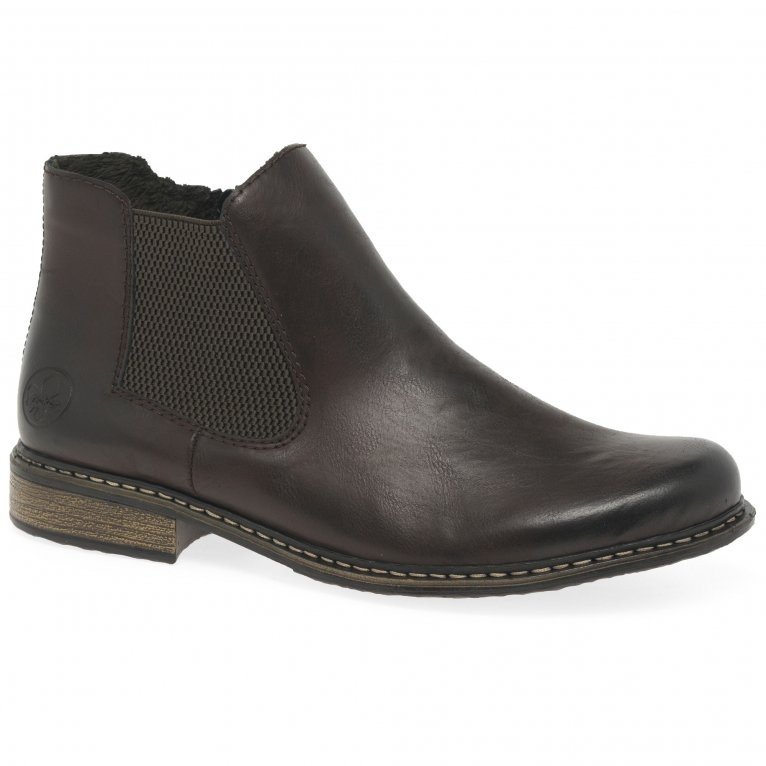 Rieker Elton Womens Chelsea Boots