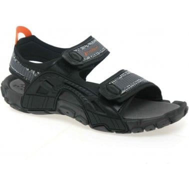 Tender II Mens Velcro Fastening Sandals
