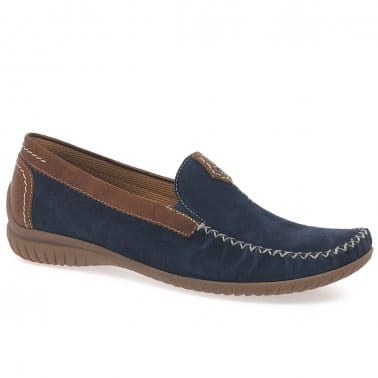 California Sporty Womens Moccasins
