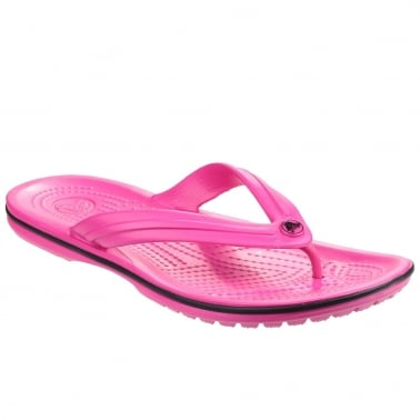 Crocband Flip Womens Beach Clogs