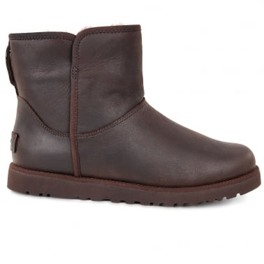 Cory Leather Womens Casual Boots