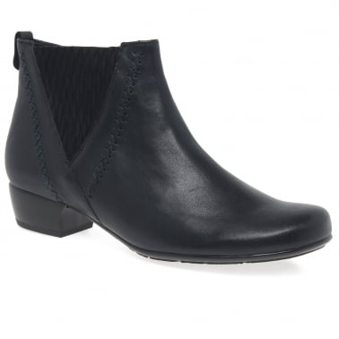 Betide Womens Modern Wide Fit Ankle Boots