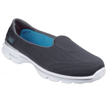 GO Walk 3 Insight Womens Slip On Shoes