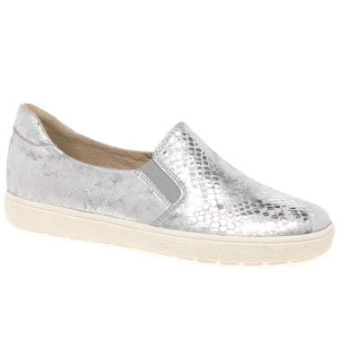 Horizon Womens Casual Slip On Shoes