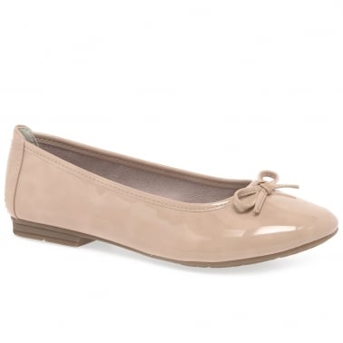 Cancan Womens Ballet Pumps