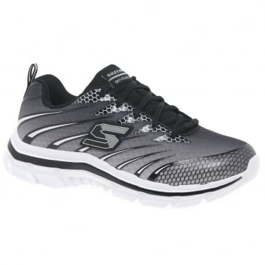 Nitrate 3D Lace Boys Sports Trainers