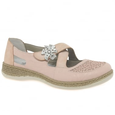 Rosalee Womens Mary Jane Shoes