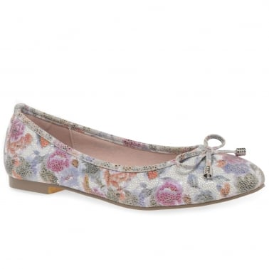 Owen Womens Casual Ballet Pumps