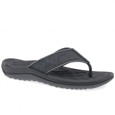Dunas Evolution Mens Toe Post Sandals