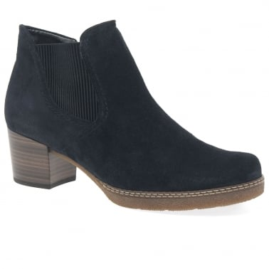 Lilia Womens Chelsea Boots
