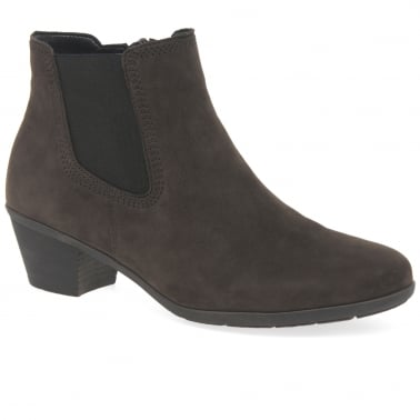 Hoy Womens Casual Chelsea Boots