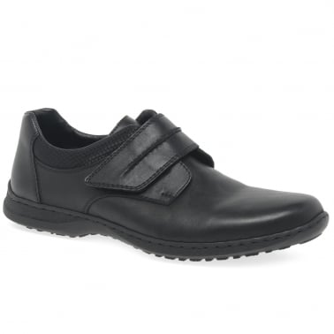Wise Mens Casual Riptape Shoes
