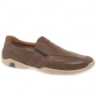 Linus 09 Mens Casual Slip On Shoes