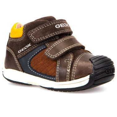 Baby Toledo Boys Double Strap Shoes