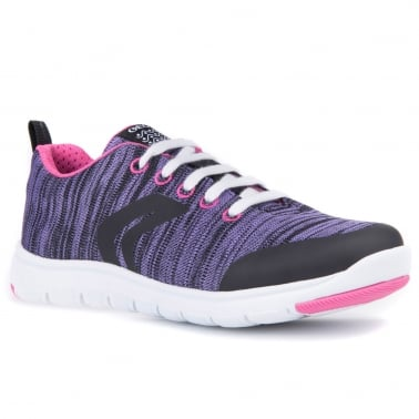 Junior Xunday Lace Girls Sports Trainers