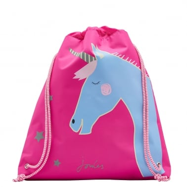 Active Girls Drawstring Bag