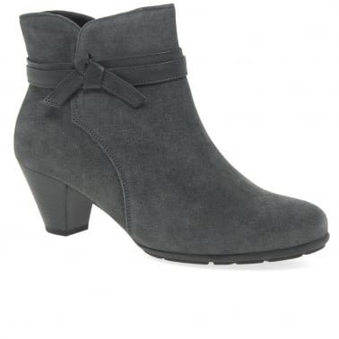 Tiffey Womens Modern Ankle Boots