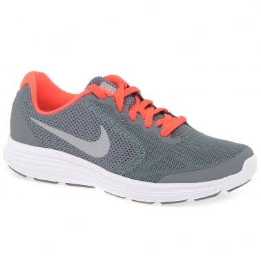 Revolution Lace Kids Senior Sports Trainers
