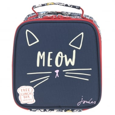 Junior Munch Girls Lunch Bag