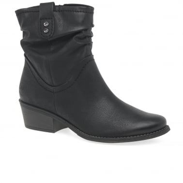 Malina II Womens Casual Ankle Boots