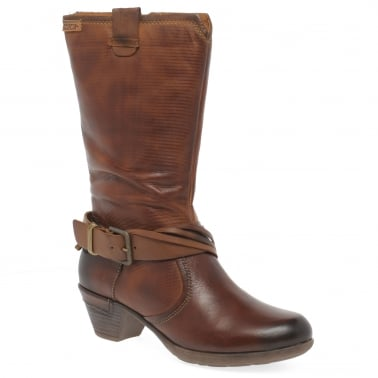 Geer Womens Calf Boots
