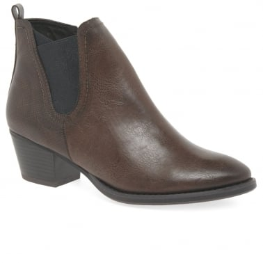 Deltana Womens Chelsea Boots