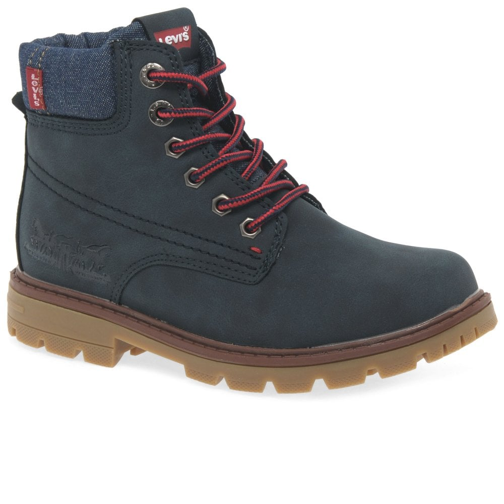 Levi's Forest Kids Boots - Boys from Charles Clinkard UK