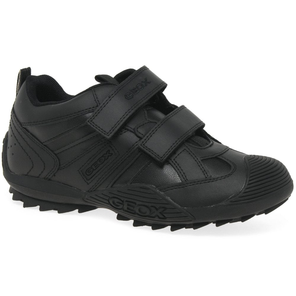 Anterior Masculinidad Inmundicia  Geox Savage School Shoes | Boys Leather | Charles Clinkard